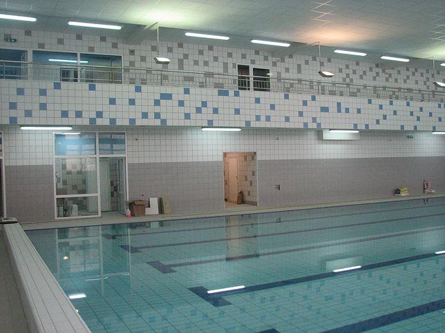 Darmowy basen dla osób 50+