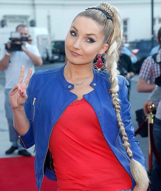 Cleo w tanecznym show Polsatu