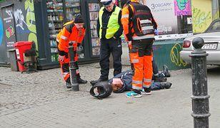 Ratownicy złapali uciekiniera