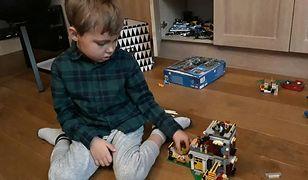 """Warszawa. """"Słoiki z Wilanowa"""" organizują akcję pomocy dla pięcioletniego Franka"""