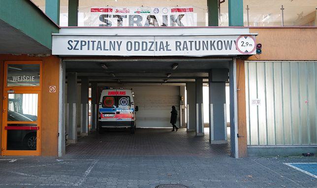Rybnik. Strajk w Wojewódzkim Szpitalu Specjalistycznym potrwa do odwołania.