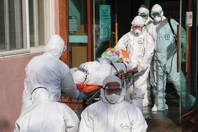 Koronawirus zabił już ponad 2 tys. osób