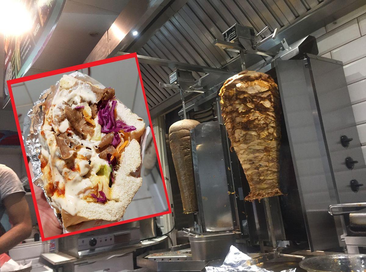 Odwiedziłam 10 budek z kebabem. W 9 punktach nie chcieli nawet powiedzieć, co kryje się w mięsie