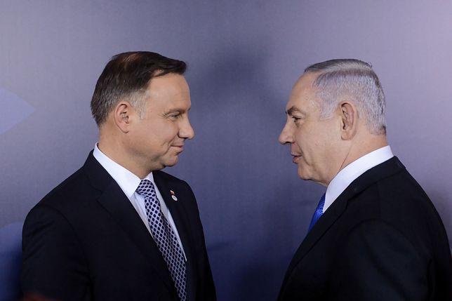 """Kociszewski: Netanjahu """"zaorał"""" polską politykę i dyplomację. Pokazał, że już mu nie zależy"""