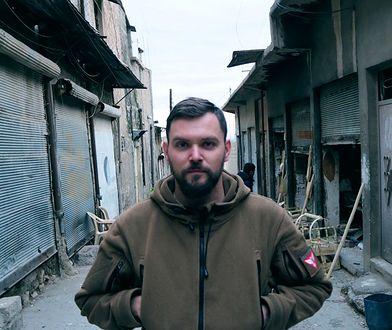 Polak, który walczył z ISIS