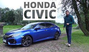 Honda Civic 5D 1.5 VTEC Turbo 182 KM, 2017 - test AutoCentrum.pl #347