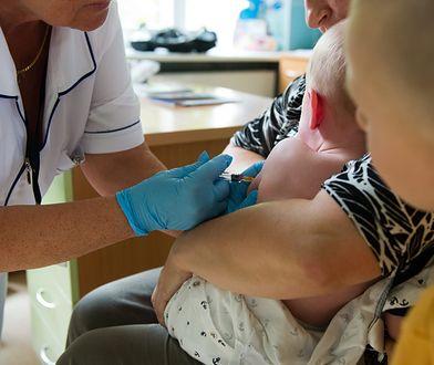 Szczepienia przeciwko odrze są obowiązkowe.