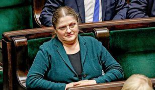 Posłanka PiS Krystyna Pawłowicz