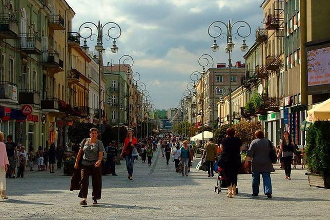 Ulica Henryka Sienkiewicza jest najdłuższą ulicą w Kielcach