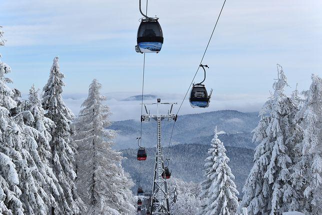 Gondola na Jaworzynę Krynicką