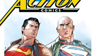 Superman – Action Comics – Ludzie ze stali, tom 3