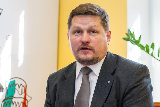 Bartosz Józwiak to poseł Kukiz'15