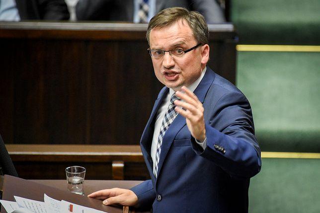 12.07.2017 Warszawa Sejm 45. posiedzenie Sejmu VIII kadencji N/z Zbigniew Ziobro  fot. Jacek Dominski/REPORTER