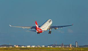 Awaryjne lądowanie Airbusa w Sydney