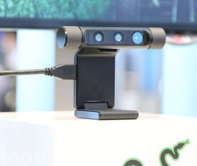 Razer prezentuje kamerkę 3D dla graczy