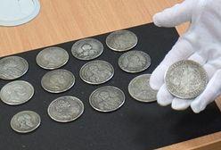 Podkarpackie. Na granicy udaremniono przemyt cennych carskich monet