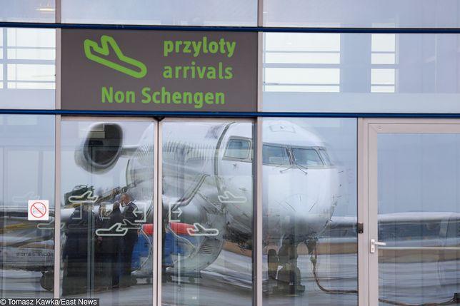 Samolot miał lecieć do Antalii