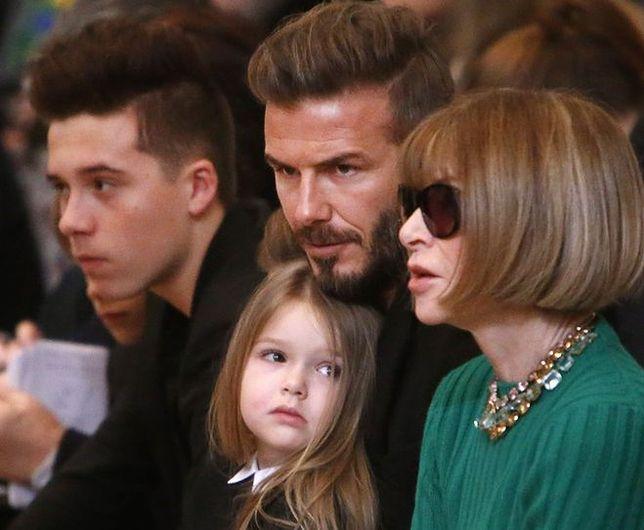 Dziecko Beckhamów za bardzo rozpieszczane przez rodziców?