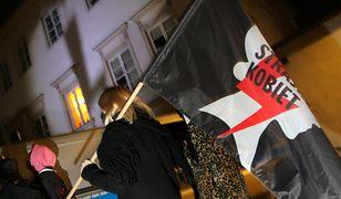 Strajk kobiet. Sąd odmówił rozpatrzenia sprawy 14-latka z Krapkowic