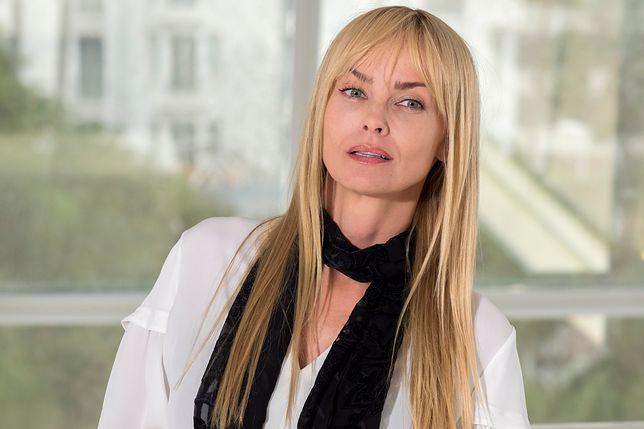 Izabella Scorupco wyszła za mąż po raz trzeci