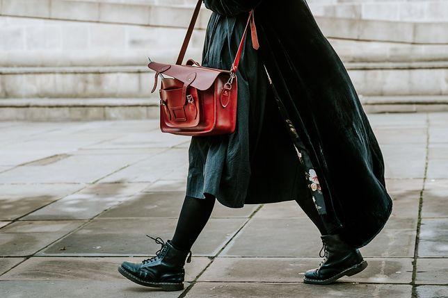Martensy możemy nosić do swobodnych ubrań - te buty zawsze wyglądają świetnie