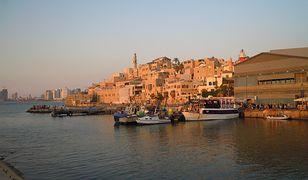 Jaffa to stara dzielnica Tel Awiwu