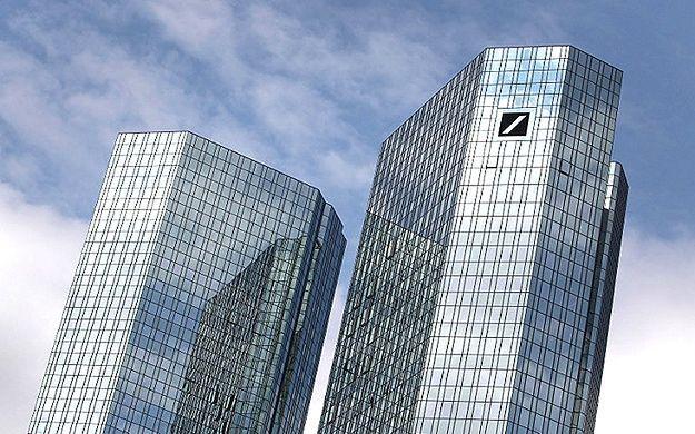Główna siedziba Deutsche Banku