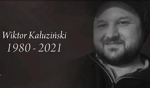 Wiktor Kałuziński zmarł po długiej chorobie