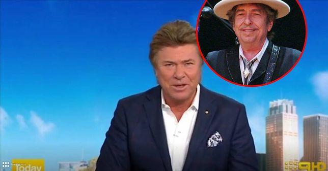 Australijska telewizja uśmierciła Boba Dylana.