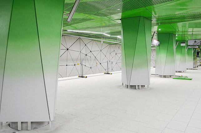 Nowe stacje metra. Rafał Trzaskowski pokazuje, jak będą wyglądać