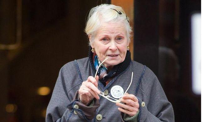 Etyczna moda Vivienne Westwood