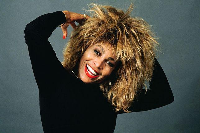 Tina Turner w 2020 roku wróciła do fryzury z lat 60.