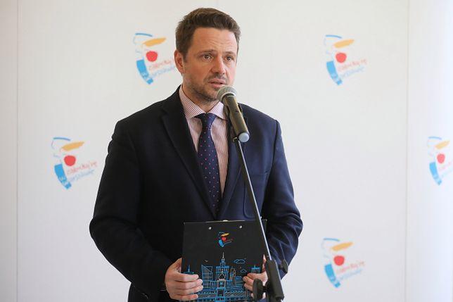 Rafał Trzaskowski odniósł się do sytuacji w komunikacji miejskiej.