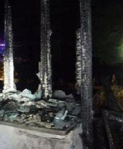 Podkarpackie. Tragiczny pożar w Tarnawcu. Ojciec dwójki dzieci nie żyje