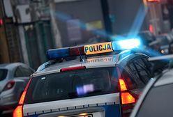 Potrącił policjanta, drugiego prawie rozjechał. Został zaaresztowany