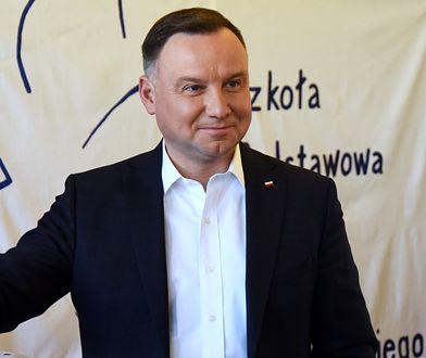 Wyniki wyborów 2019 (exit poll). Prezydent Andrzej Duda: dziękuję wszystkim moim rodakom