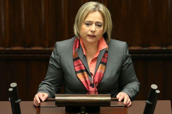 Wanda Nowicka zostaje na stanowisku wicemarszałka - relacja na żywo