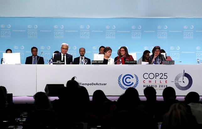 Madryt. Fiasko rozmów na szczycie klimatycznym. Spotkanie bez porozumienia