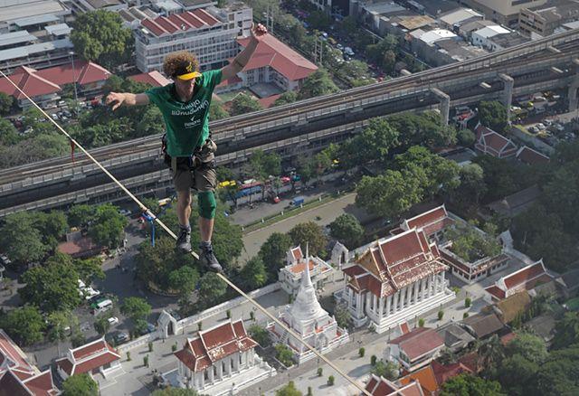 Spacer 175 metrów nad ziemią