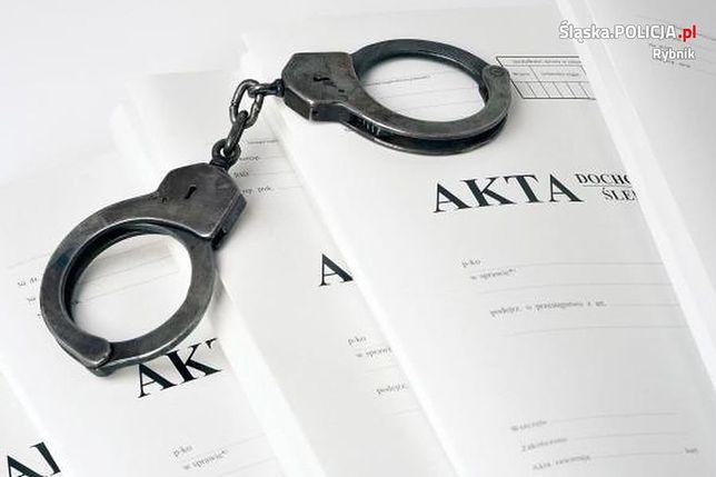 Katowice. :Pięciu mężczyzn zatrzymali policjanci w jednym z hosteli w Katowicach.