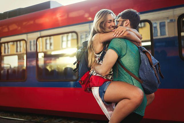 Pociąg do miłości - kolej zawiozła ich do ołtarza