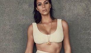Sposób Kim Kardashian na usuwanie plam. Dacie mu szansę?