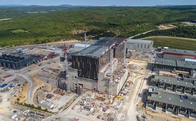 We Francji ruszyły prace nad reaktorem termojądrowym.
