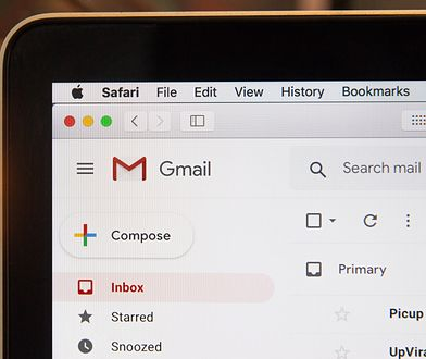 Poczta Gmail