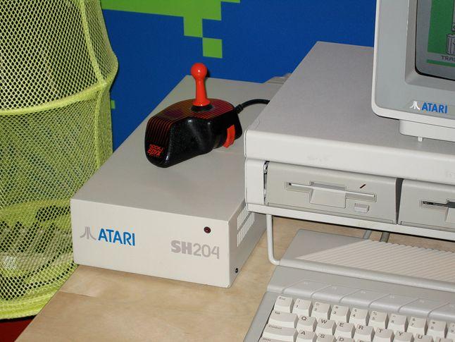 Dysk zewnętrzny 20 MB Atari SH204