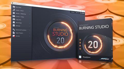 Ashampoo Burning Studio 20 – jubileuszowa wersja spełnia życzenia użytkowników