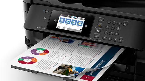 Epson: nowa seria drukarek ITS oraz prezentacja możliwości projektorów