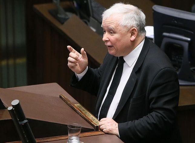 7. rocznica katastrofy smoleńskiej. Mocne słowa Jarosława Kaczyńskiego