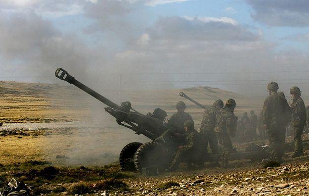 Spór o Falklandy. Atmosferę podgrzała... Rosja