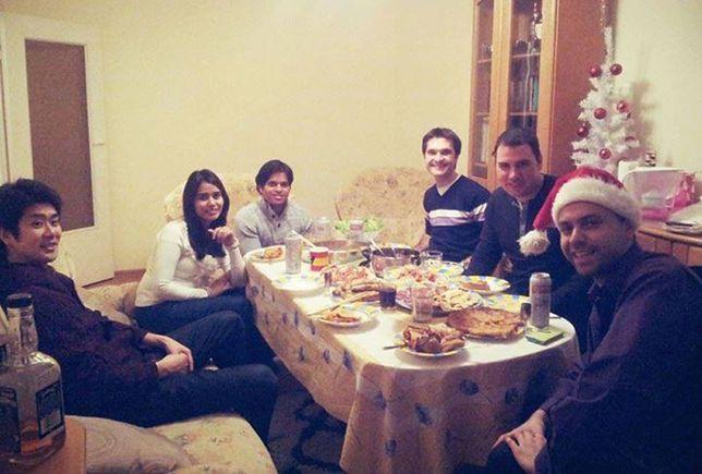 Nie mają w Polsce rodzin, postanowili świętować razem